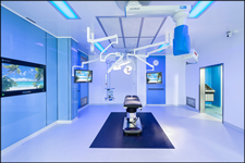 Build and fully equipped operating room